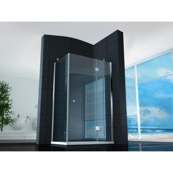 cabine de douche megan 80x100 90x120. Black Bedroom Furniture Sets. Home Design Ideas