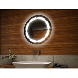 Miroir LED Ovale 55cm