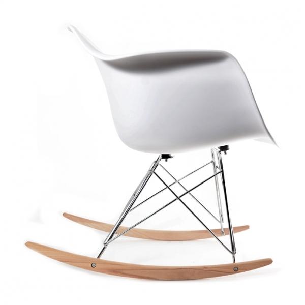Nouveaut style design et moderne for Chaise a bascule design