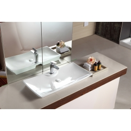 Vasque en céramique Aria