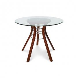 Table S300S90D pieds wengé