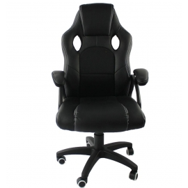 Chaise de bureau SPORTAGIO NERO BLACK