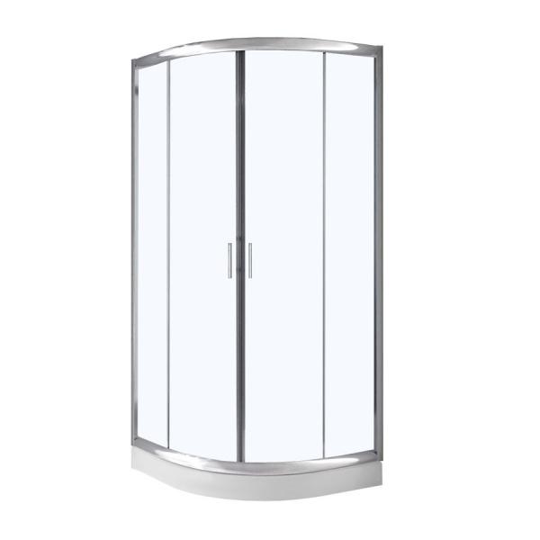 Cabine de douche cosmo avec le bac - Cabine de douche sans bac ...
